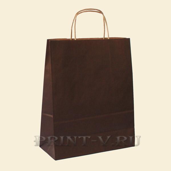 Шоколадные крафт-пакеты